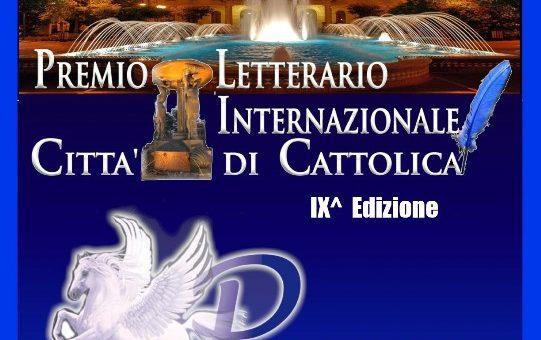 Premio Letterario Internazionale Città di Cattolica – Pegasus Literary Awards