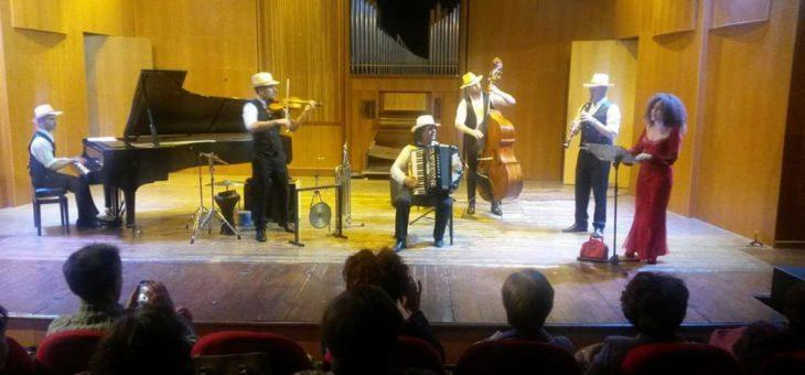 Straordinario successo per Alexian e il suo gruppo al Conservatorio di Pescara