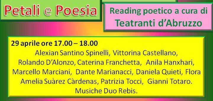 Petali e Poesia alla Mostra del Fiore Florviva 2017