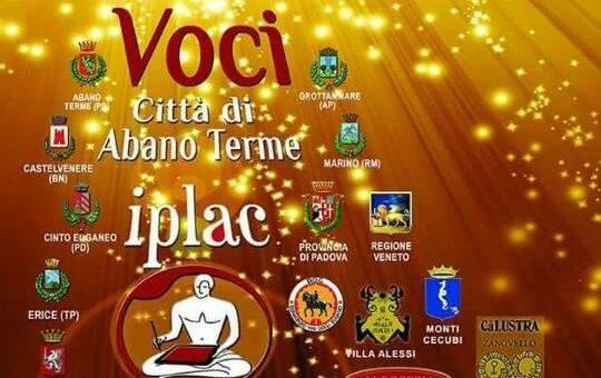 Gran finale per il Premio Letterario Internazionale Voci – Città di Abano Terme 2017