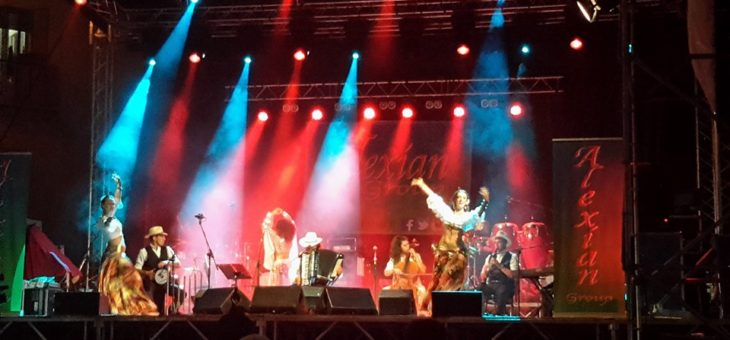 ALEXIAN GROUP in concerto a Pescara
