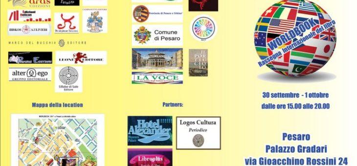 Pesaro: al via Worldbook 2017