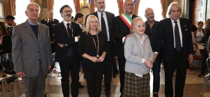 Pescara: Ciatté e Delfini d'Oro 2017