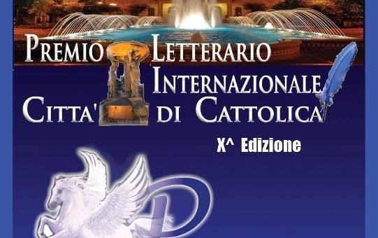 Premio Letterario Internazionale Città di Cattolica – Pegasus Literary Awards 2018