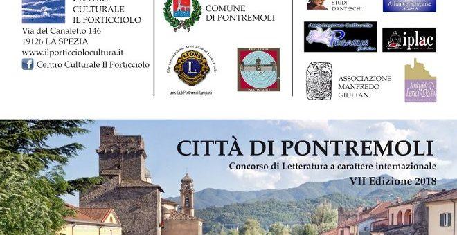 Concorso Città di Pontremoli 2018