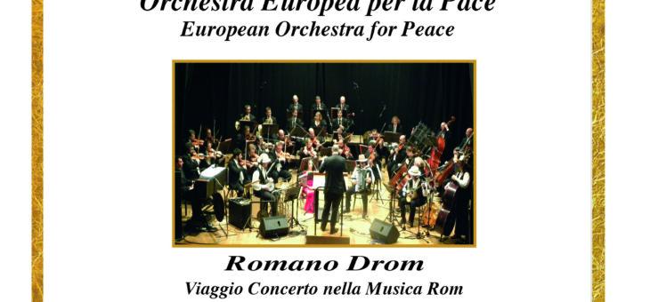 Alexian Group e Orchestra Europea per la Pace in concerto alla presentazione in Italia dell'ERIAC