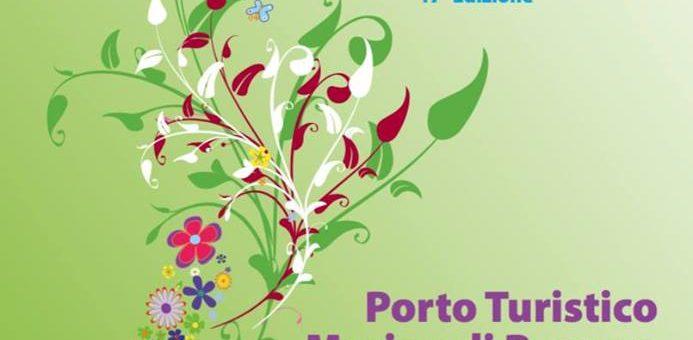 """""""Mostra del Fiore Florviva"""": dal 20 al 22 aprile al Porto Turistico """"Marina di Pescara"""