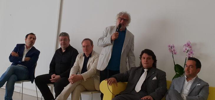 Presentata la Compilation CONTAMINAZIONI Abruzzo in…Musica con Alexian Santino Spinelli e Piero Mazzocchetti