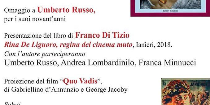 Una serata tra Letteratura e Cinema al Mediamuseum di Pescara