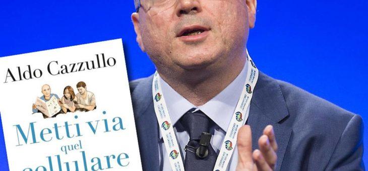 """""""Silenzio, parla Internet"""" con Aldo Cazzullo a Rapallo"""