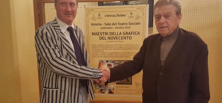 Si rafforza l'asse Spoleto-Amelia
