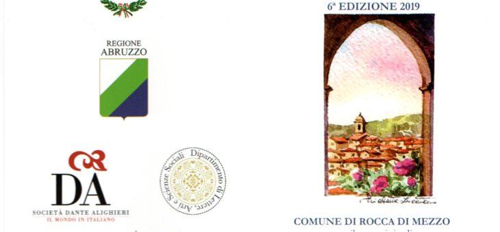 """Premio """"Mario Arpea"""" Letteratura e Poesia di Montagna: il 25 agosto la cerimonia a Rocca di Mezzo"""