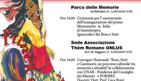 A Lanciano il 4 ottobre tre interessanti eventi con importanti personaggi internazionali.