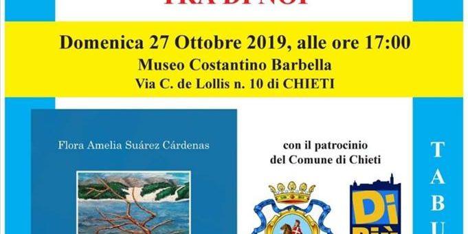 Entre nosotros – Tra di noi di Flora Amelia Suárez Cardenas al Museo Barbella di Chieti