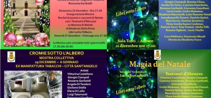 """""""Magia del Natale"""" con i Teatranti d'Abruzzo"""