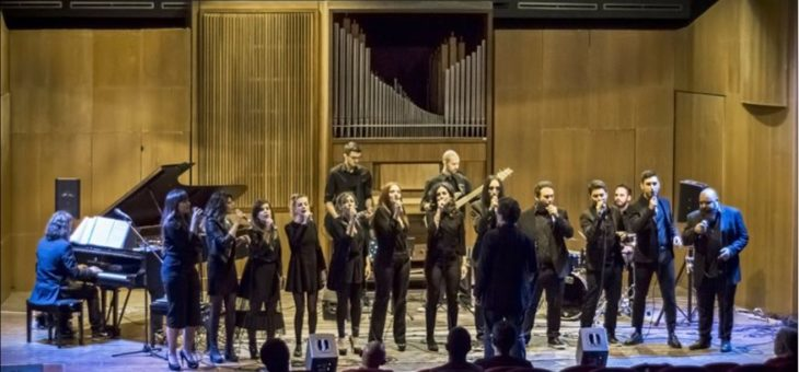 Angelo Valori&Medit Voices in concerto all'Auditorium Petruzzi di Pescara