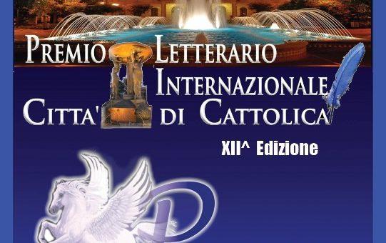 Premio Letterario Internazionale Città di Cattolica – Pegasus Literary Awards 2020