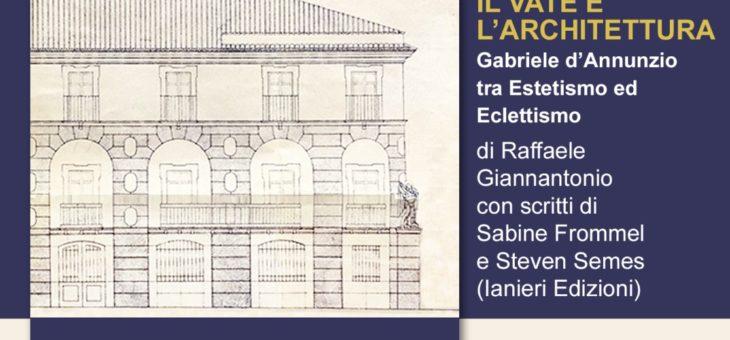 IL VATE E L'ARCHITETTURA di Raffaele Giannantonio