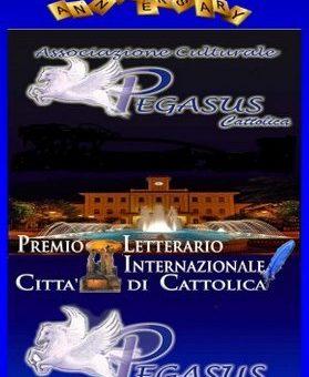 Resi noti i vincitori del XII Premio Letterario Internazionale Città di Cattolica – Pegasus Literary Awards