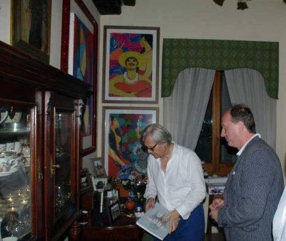 "Lo Spoleto Meeting Art presenta ""Arte di Primavera"""