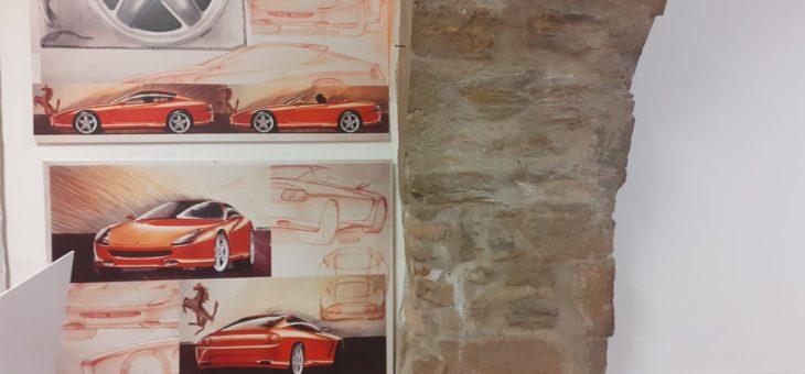 Pietro Camardella Designer Pininfarina a Spoleto fino al 30 giugno