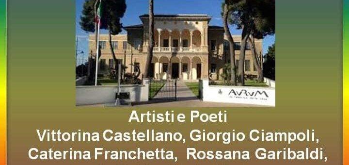 """Contrasti Armonici – Arte e Poesia in Mostra"" all'Aurum di Pescara"
