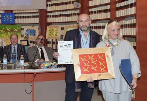 Premio Megaris al Prof. Luca Filipponi