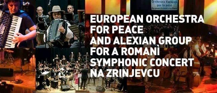 L'Alexian Group e l'Orchestra Europea per la Pace inaugurano con un concerto sinfonico il 2 agosto il più grande Museo al mondo sull'Olocausto dei rom e sinti