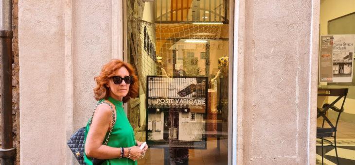 A Spoleto la fotografia di Maria Grazia Modesti