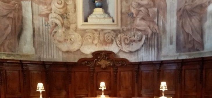 Il Piccolo Museo della Poesia inaugura la nuova sede a Piacenza nel giorno dell'apertura delle celebrazioni dedicate al Sommo Poeta