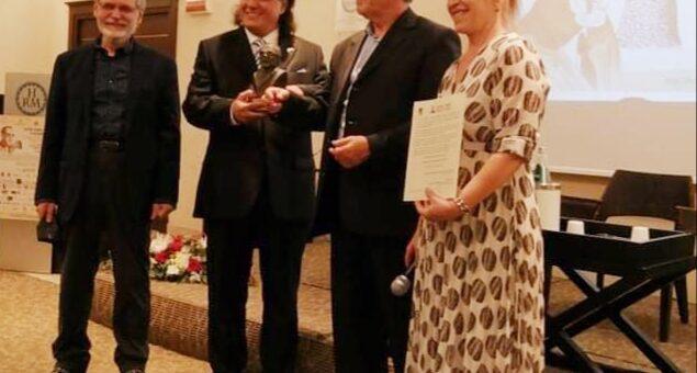 Conferito il Premio Emilio Lussu alla carriera a Santino Spinelli