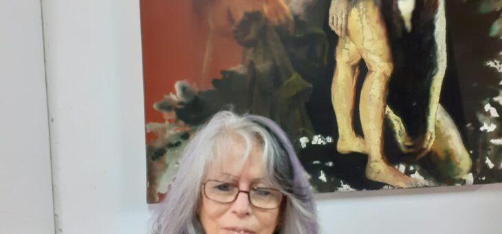 Simonetta Fontani espone a Spoleto