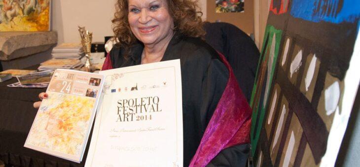 Il Menotti Art Festival Spoleto piange la scomparsa della baronessa Maria Lucia Soares