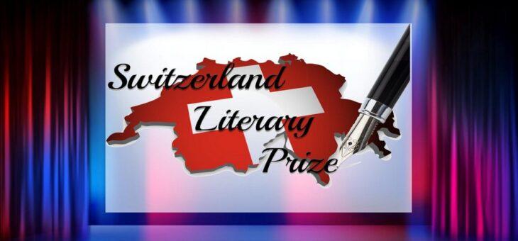 Switzerland Literary Prize: il nuovo grande premio letterario internazionale