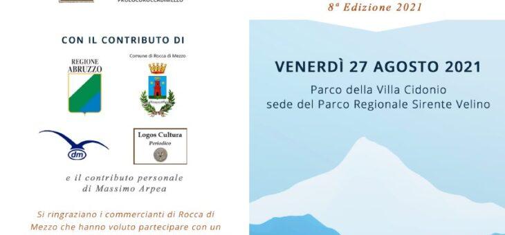 8° Premio Nazionale Mario Arpea – Letteratura e Poesia di Montagna