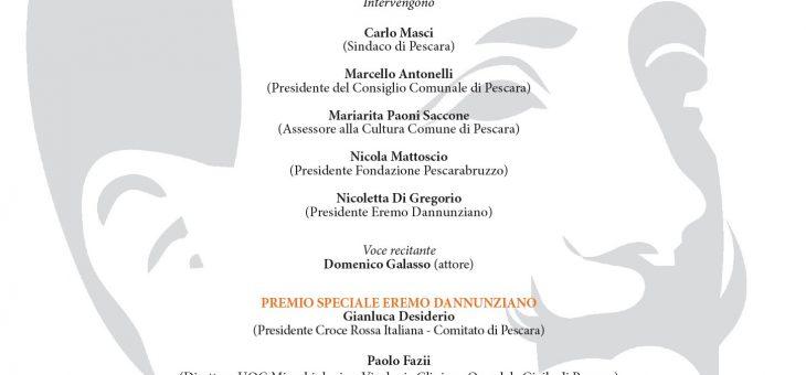 Conferimento Premio Aligi e Premi Speciali il 13 agosto all'Aurum