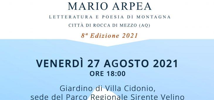 Premio Nazionale Mario Arpea – Letteratura e Poesia di Montagna a Rocca di Mezzo