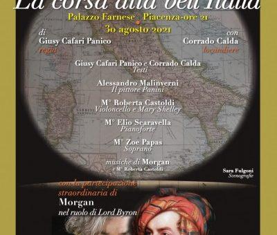 """""""GRAND TOUR – La corsa alla bell'Italia"""" a Piacenza"""