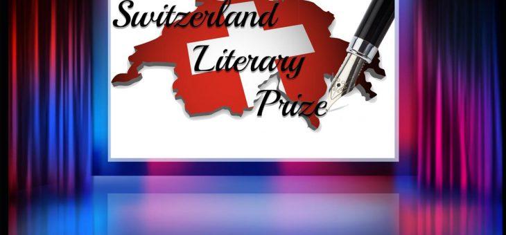 Al via il Premio Letterario Internazionale Switzerland Literary Prize
