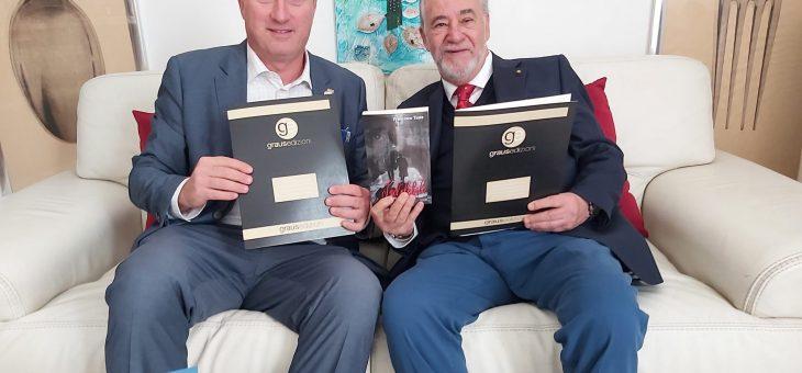 I Letterati del Menotti Art Festival Spoleto conquistano il Parlamento Europeo